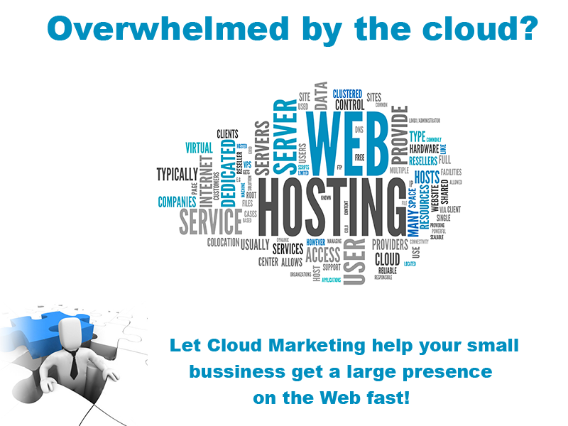 Cloud Marketing - Affordable, Reliable and Secure Canadian Web Design, Web Hosting & Branding